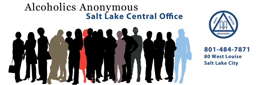 Salt Lake AA Central Office